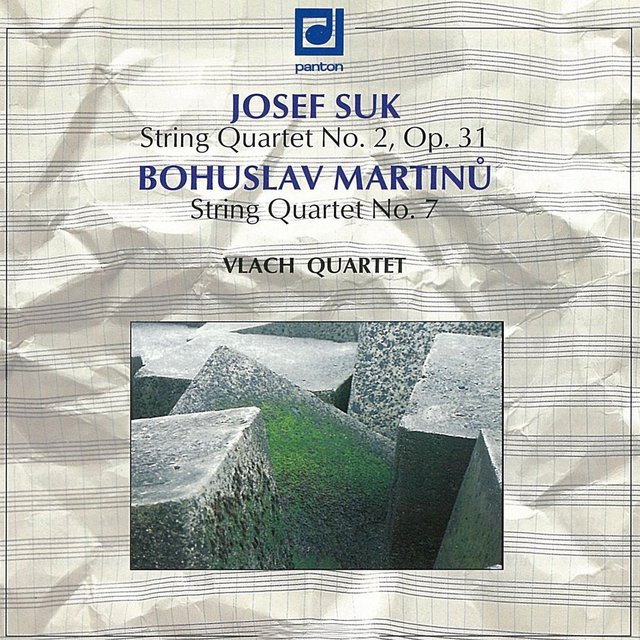 Suk, Martinů: String Quartets