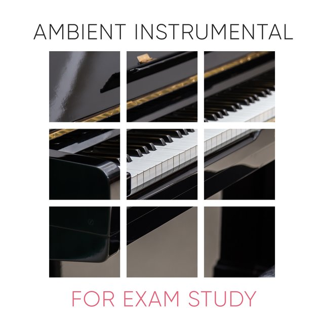 Ambient Instrumental Piano for Exam Study
