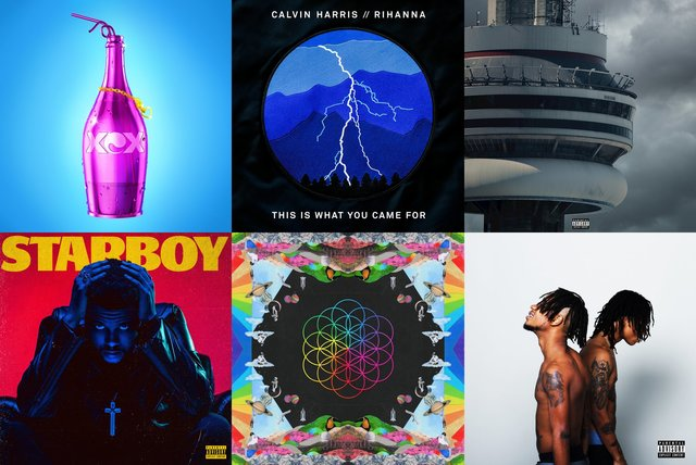 Cover art for album A Look Back At Sound | The Best Music Of 2016 by User