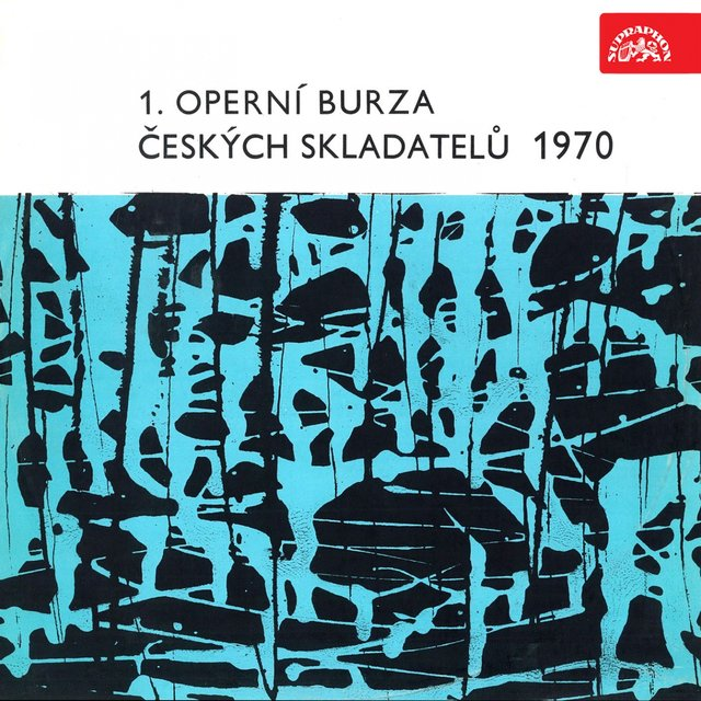 1ST operatic exchange of czech composers of the 1970S
