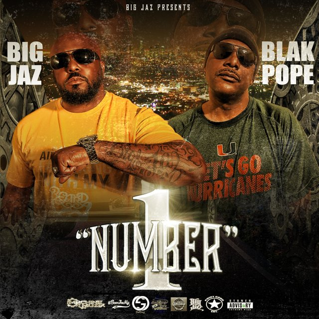 Number 1 (feat. Blak Pope)