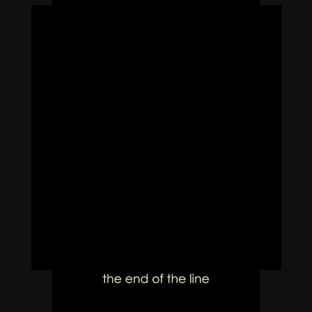 The End of the Line (Original Short Film Soundtrack)