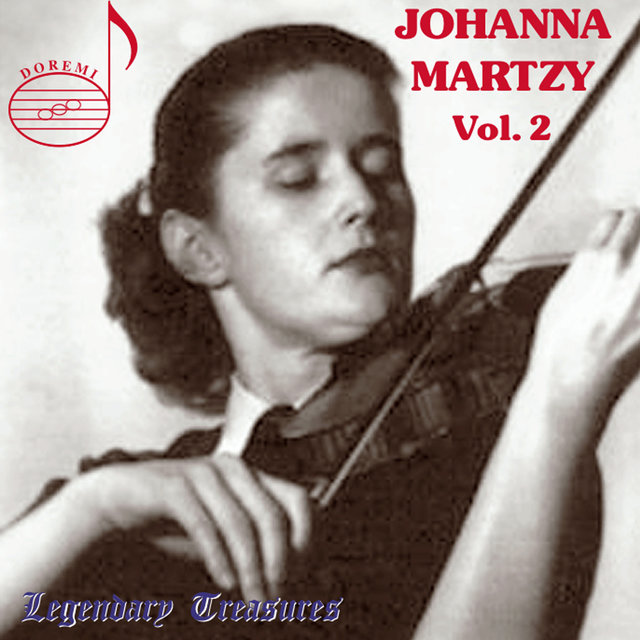 Johanna Martzy, Vol. 2: Beethoven Concerto for Violin, Op. 61