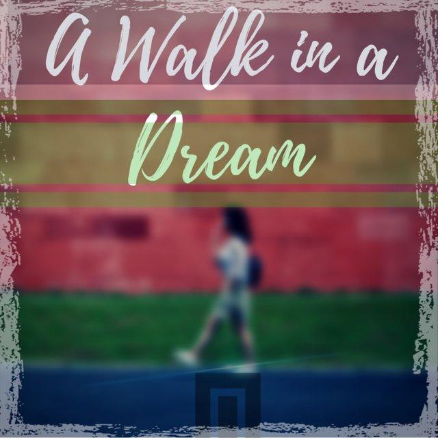 Cover art for album A Walk in a Dream by Dr Rahul Vaghela