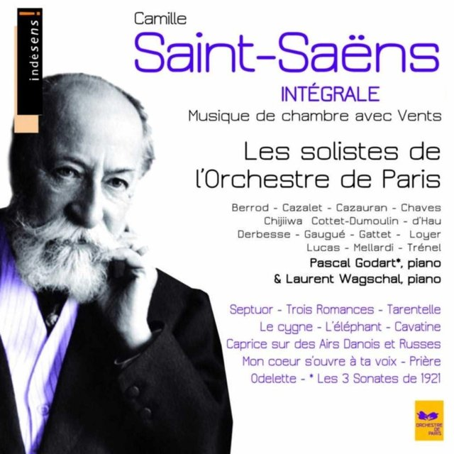 Camille Saint-Saëns : Complete Chamber Music With Winds