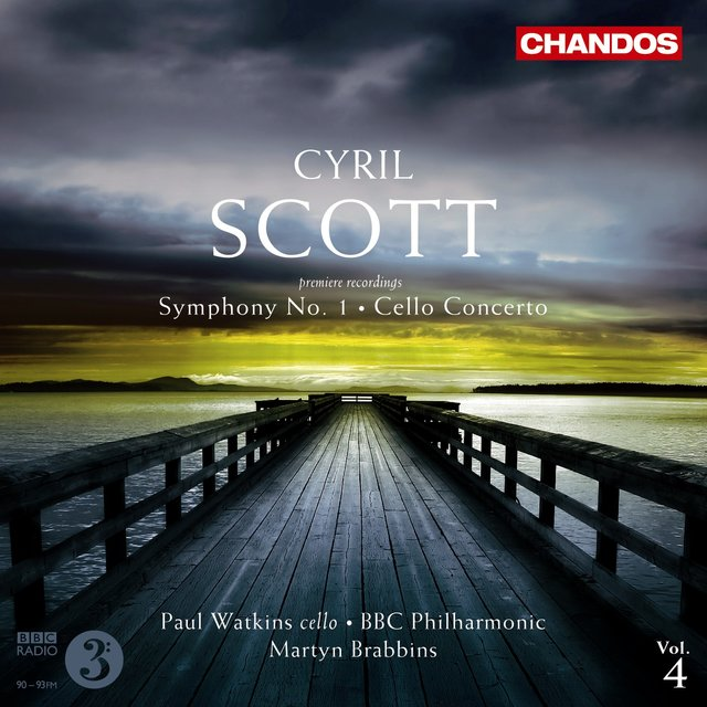 Scott, C.: Symphony No. 1 / Cello Concerto