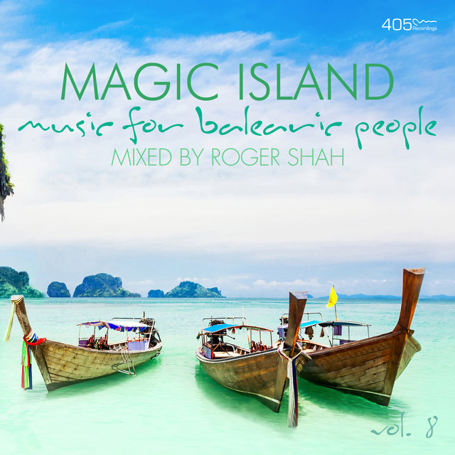 Magic Island, Vol. 8