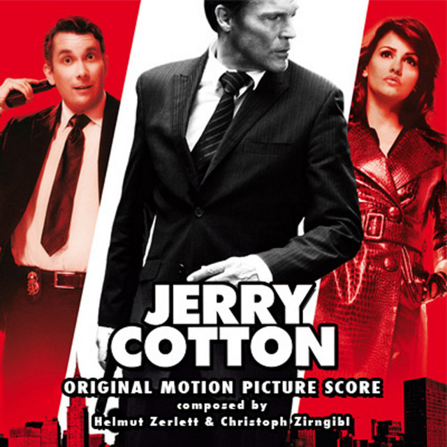 Jerry Cotton (Original Motion Picture Score)