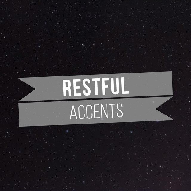 # 1 Album: Restful Accents