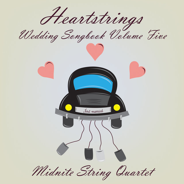 Heartstrings Wedding Songbook Volume Five