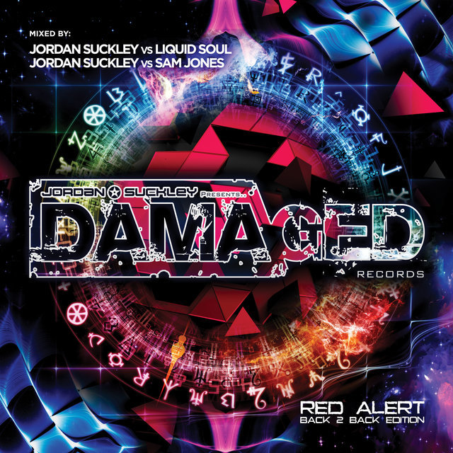 Damaged Red Alert