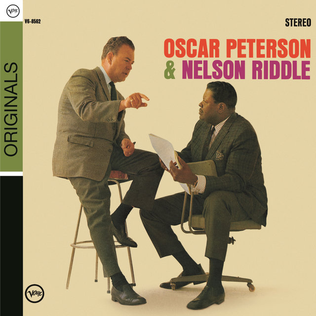 Oscar Peterson & Nelson Riddle