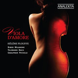 Trio Sonata in D Major for Flute, Viola d'amore & Basso Continuo: II. Presto
