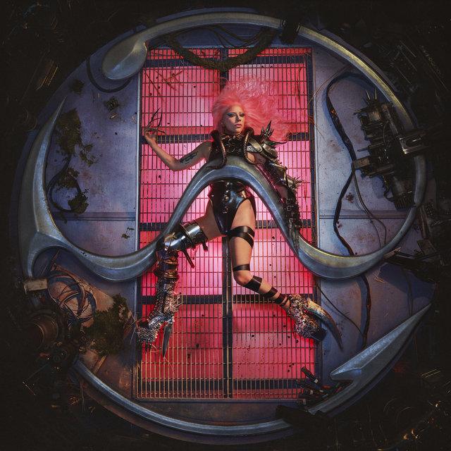 Cover art for album Chromatica by Lady Gaga