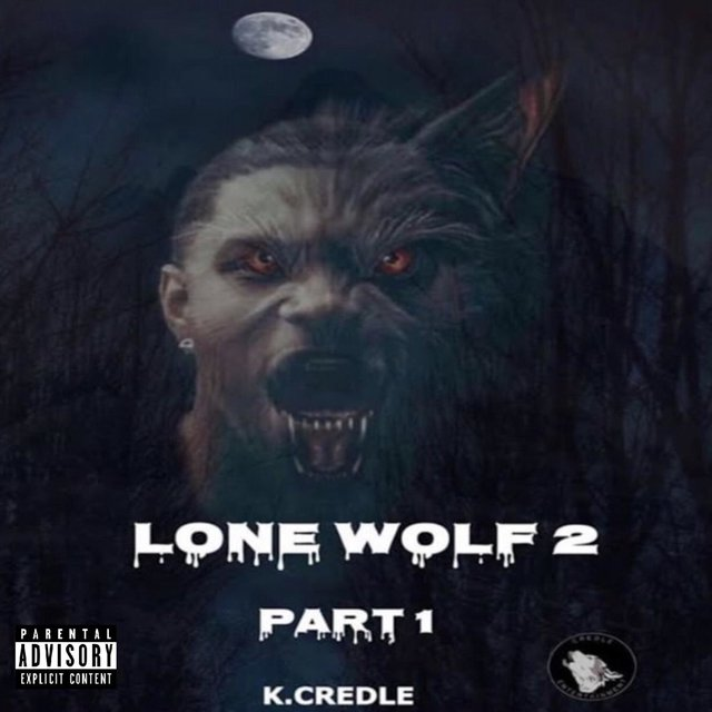 Cover art for album Lone Wolf 2 by Credle