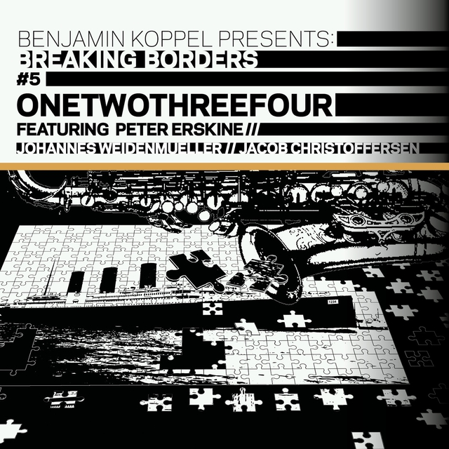 OneTwoThreefour (Breaking Borders #5)
