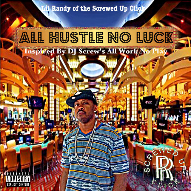 All Hustle No Luck