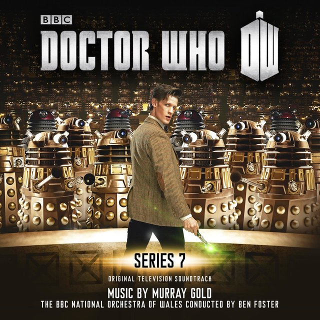 Doctor Who - Series 7 (Original Television Soundtrack) [Deluxe Version]