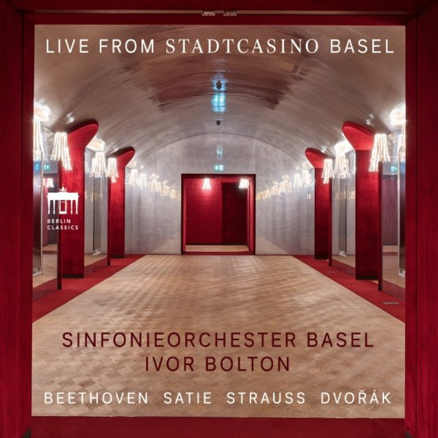 Live from the Stadtcasino Basel