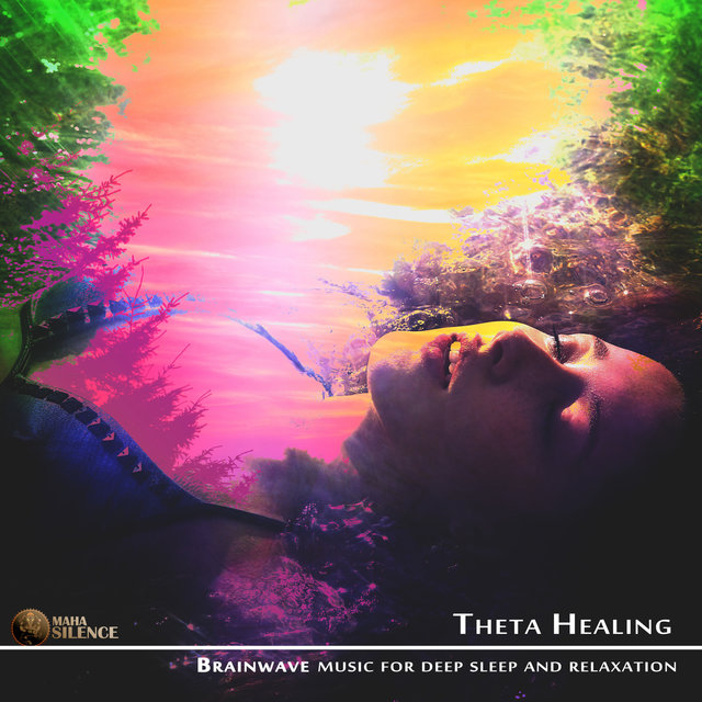 Theta Healing - Brainwave Music For Deep Sleep And Relaxation