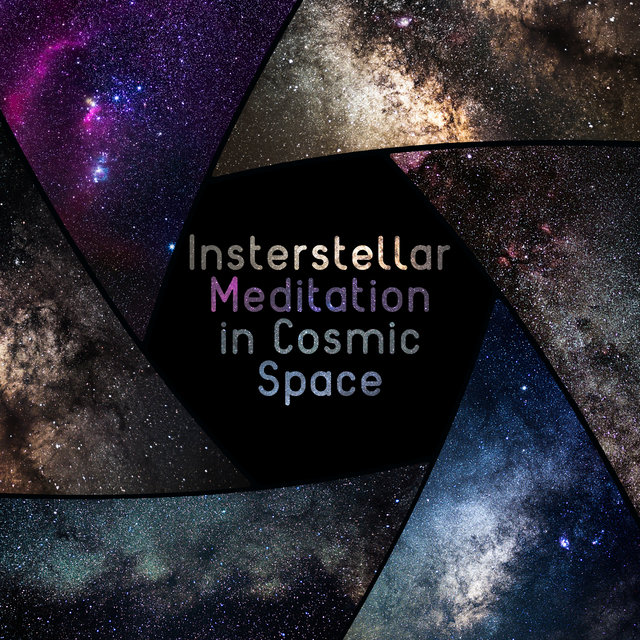 Insterstellar Meditation in Cosmic Space