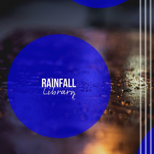 Soothing Rainfall Storm Library