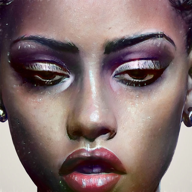 Cover art for album Play With The Changes by Rochelle Jordan