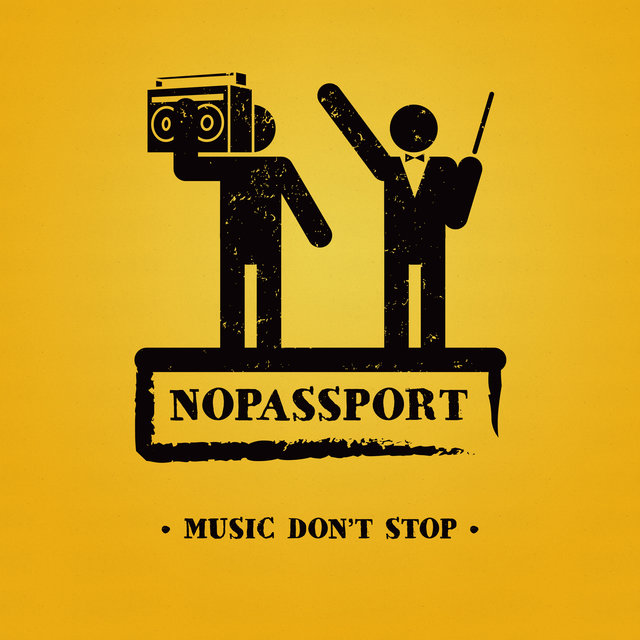 Music Don't Stop