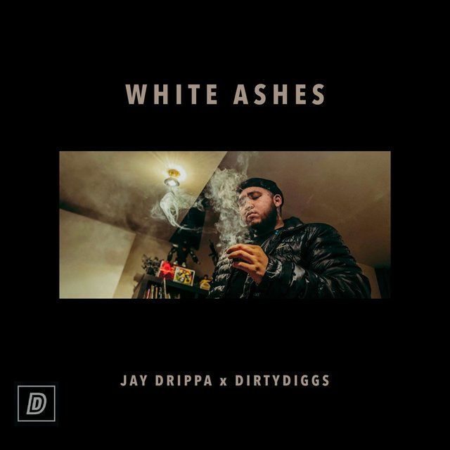 Cover art for album White Ashes by Jay Drippa, DirtyDiggs