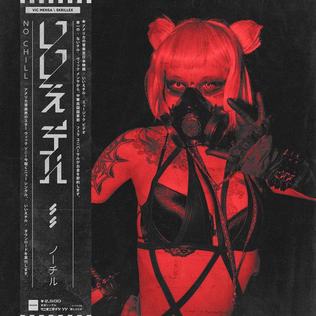 Cover art for album No Chill by VIC MENSA, Skrillex
