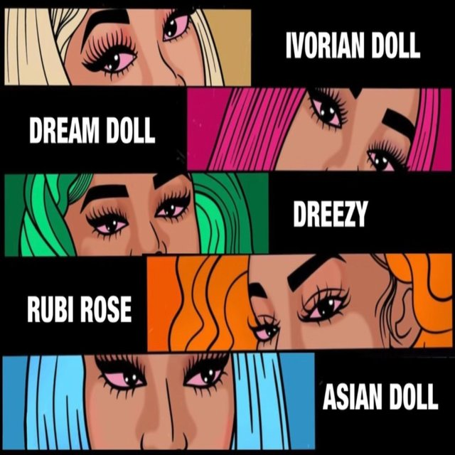 Cover art for album  by Asian Doll