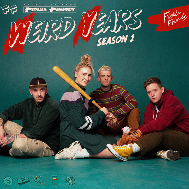 Cover art for album Weird Years (Season 1) by Fickle Friends