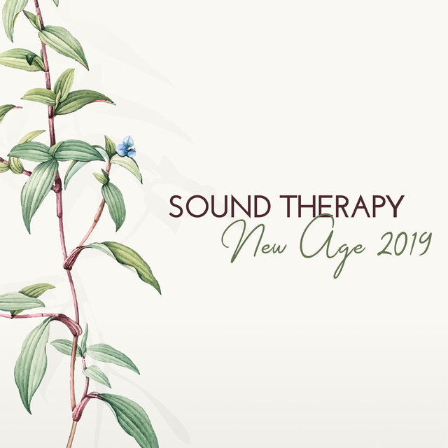 Sound Therapy New Age 2019: Relaxing Piano & Nature Sounds, Ambient Music, Feel Better with Amazing New Age Music