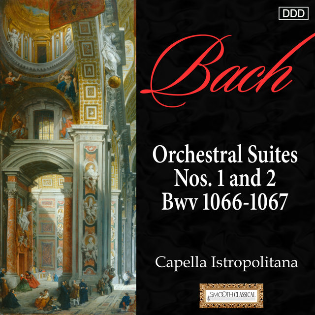 Bach: Orchestral Suites Nos. 1 and 2, Bwv 1066-1067