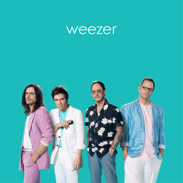 Cover art for album  by Weezer
