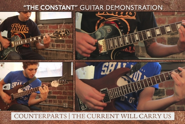 The Constant (Guitar Demonstration)