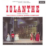 Iolanthe / Act 1 - Sullivan: 15. When darkly looms the day