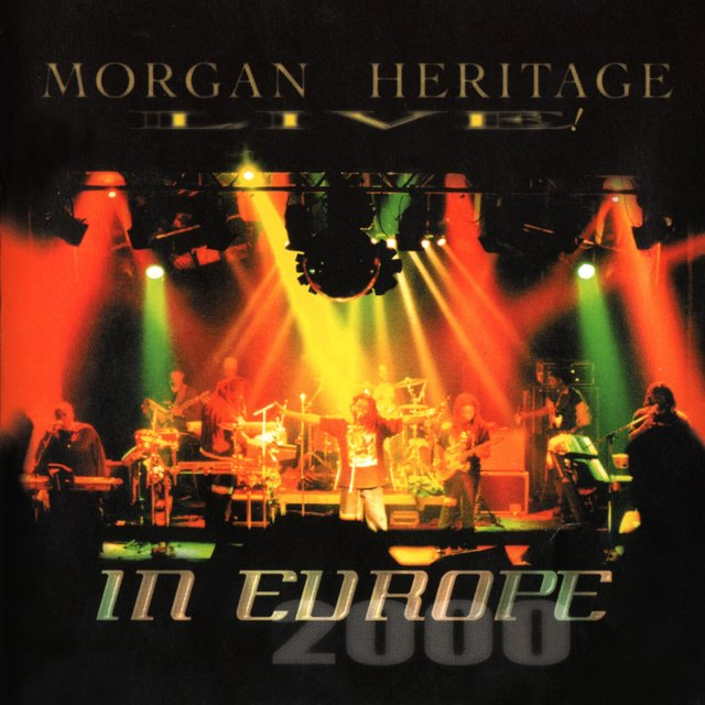 Morgan Heritage Live in Europe