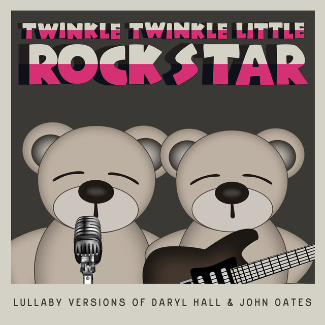 Lullaby Versions of Daryl Hall & John Oates