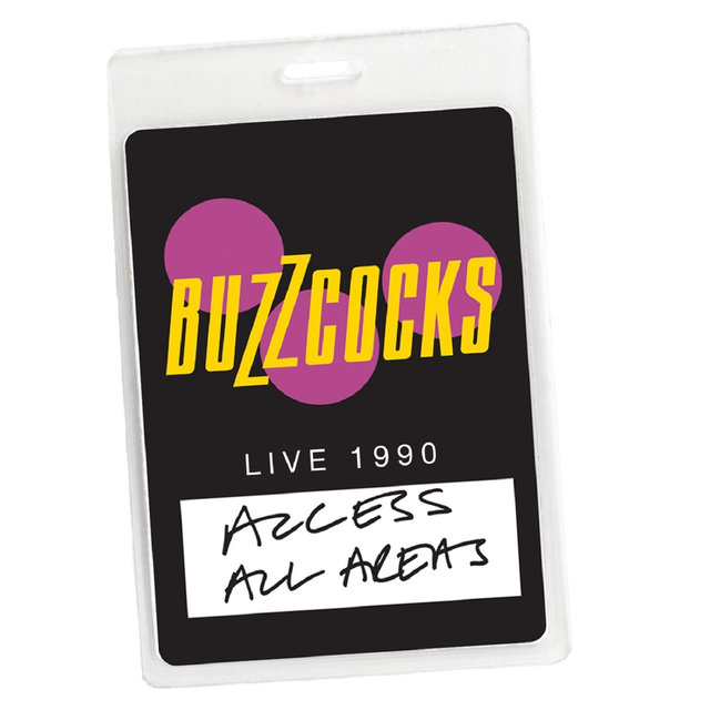 Access All Areas - Buzzcocks - Live 1990 (Audio Version)