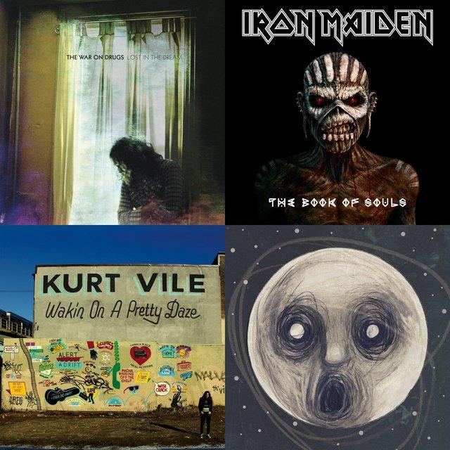 Cover art for album 2010s songs by User