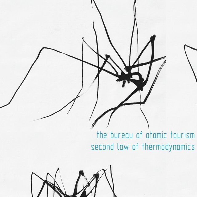 Cover art for album Second Law of Thermodynamics by The Bureau of Atomic Tourism