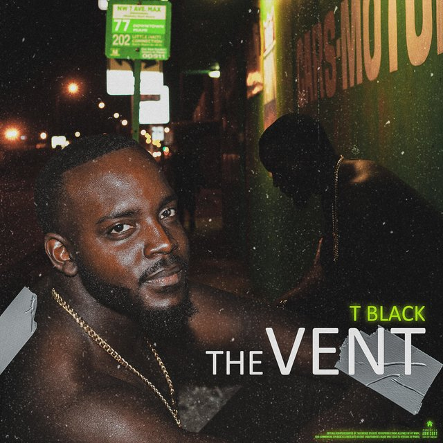 Cover art for album  by T Black