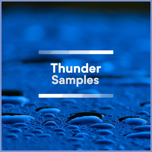 Soothing Thunder Relief Samples