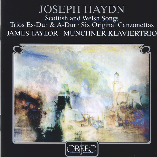Haydn: Scottish & Welsh Songs