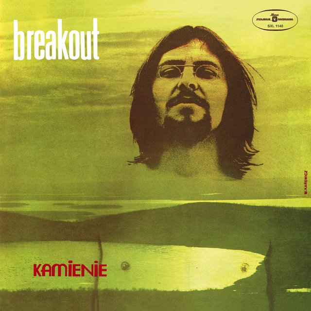 Cover art for album  by Breakout