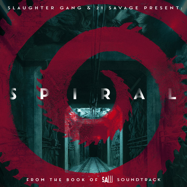 Cover art for album Spiral: From The Book of Saw Soundtrack by 21 Savage