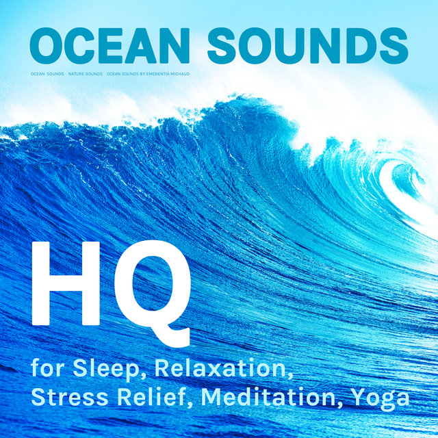 Ocean Sounds for Sleep, Relaxation, Stress Relief, Meditation, Yoga