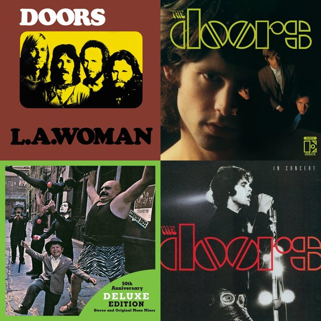 Cover art for album The Doors +1 - 13th Note HiFi Reviews by User
