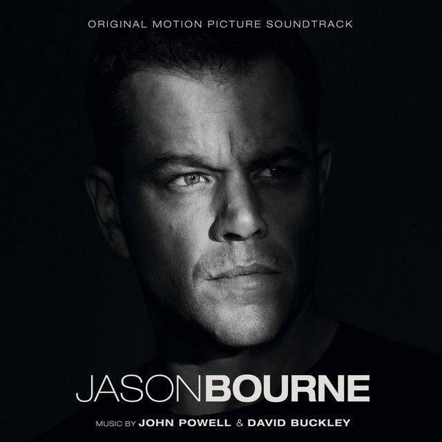 Jason Bourne (Original Motion Picture Soundtrack)